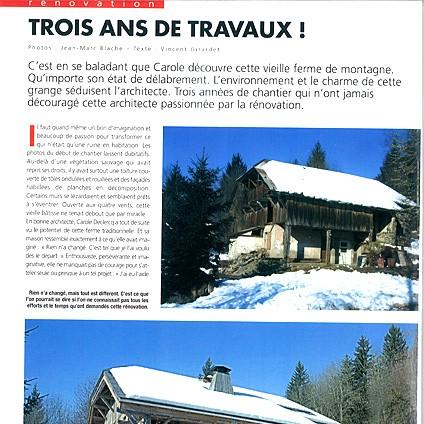 Magazine - Maisons et Bois
