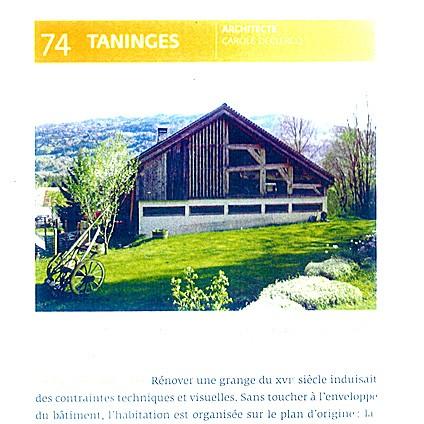 Magazine - Maison à Vivre Bois
